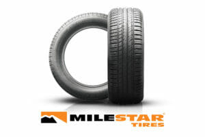 Milestar tires all new AS710 All season tire made in the USA